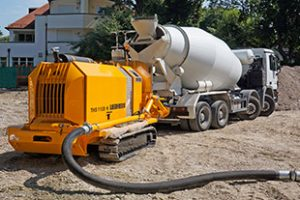 Concrete Pump Hire Lancashire